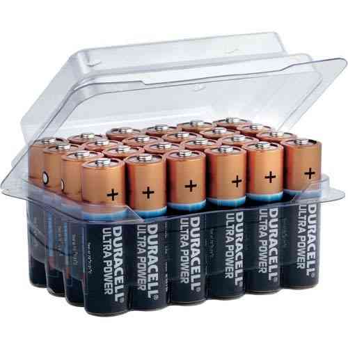 Duracell Ultra Power MX1500 MN1500 AA